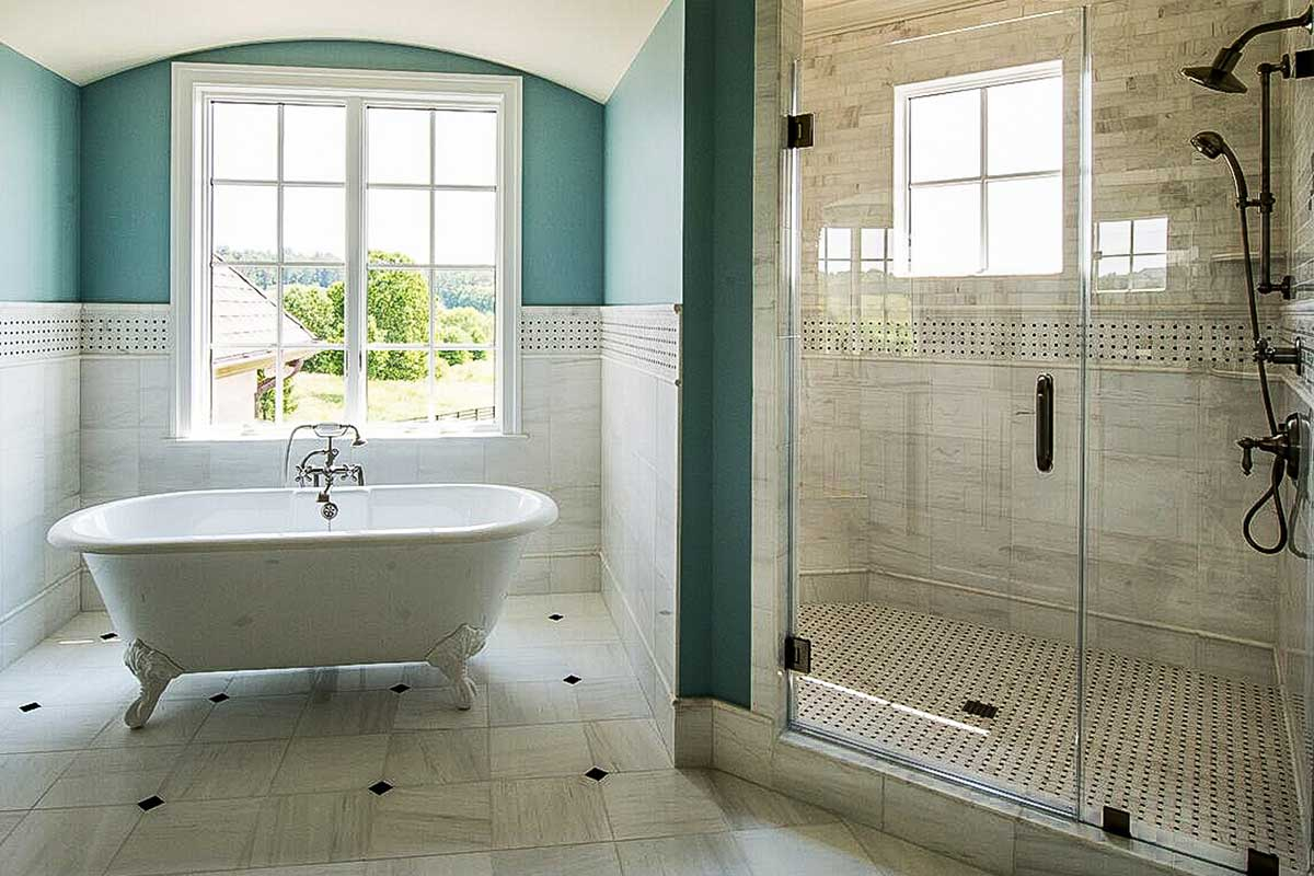 Custom Shower Glass and Hardware Options at ABC Glass & Mirror