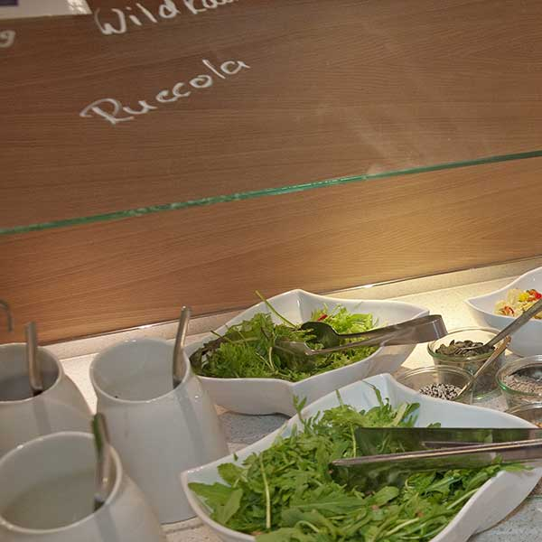 High-Quality Glass and Metal Components for Salad by ABC Glass & Mirror