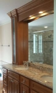 Gallery Image of Bathroom Mirror