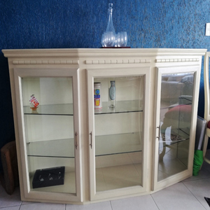 upcycle an old piece of furniture